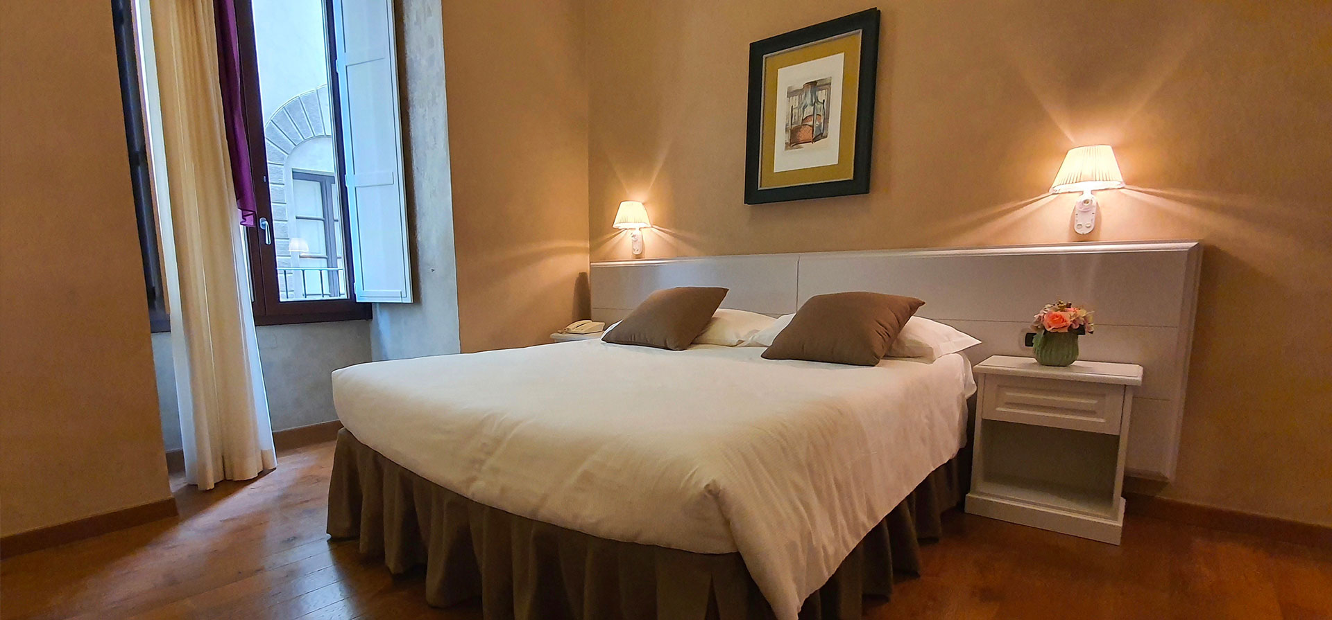 Double Room BnB - La Signoria di Firenze