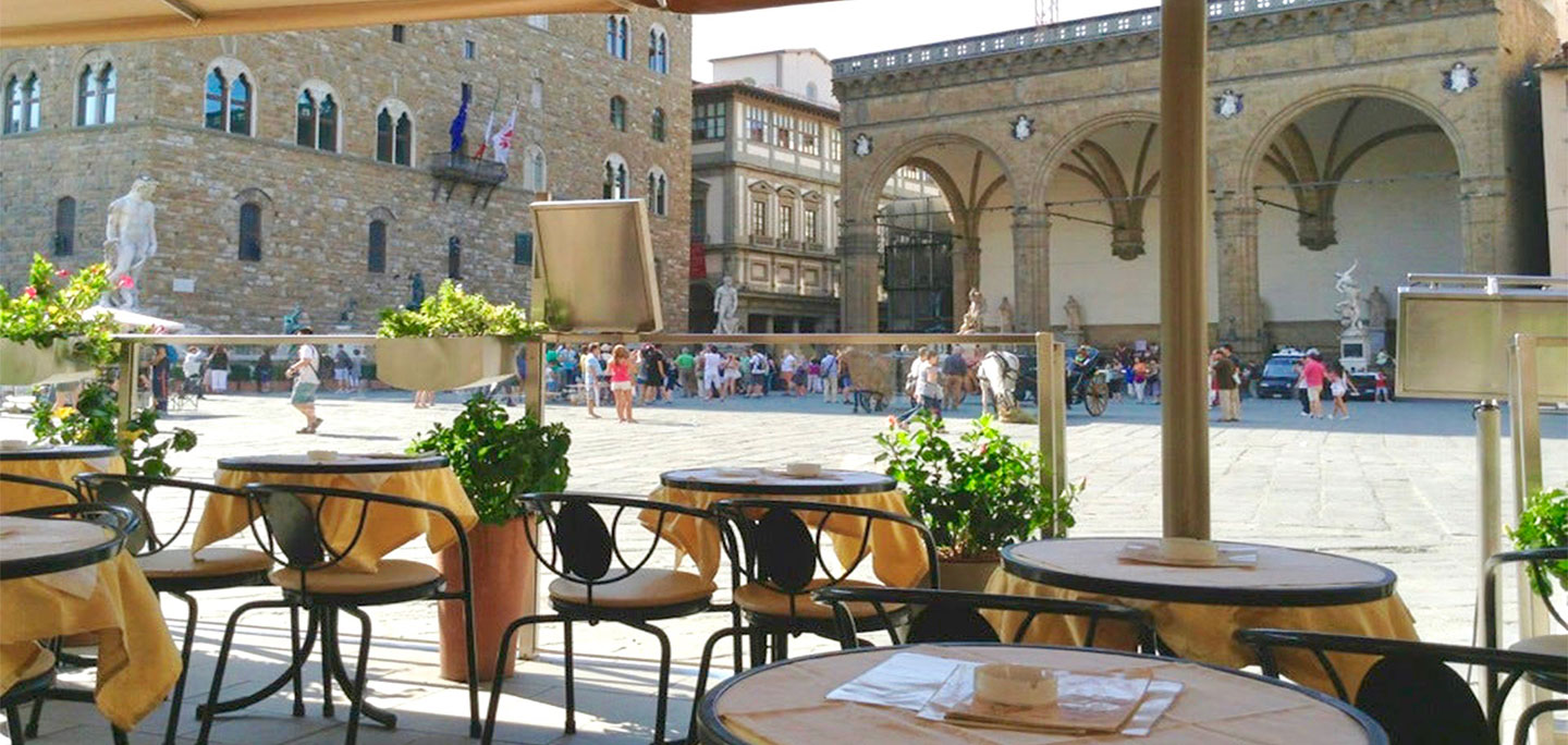 Light Lunch al Caffè Perseo - La Signoria di Firenze BnB